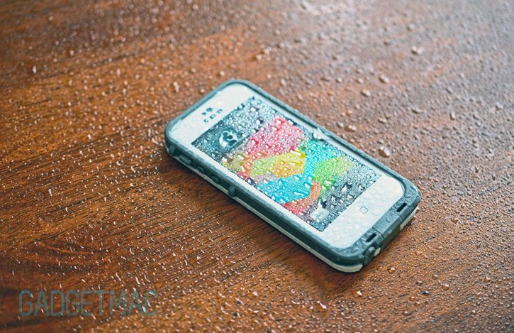LifeProof Fre Waterproof iPhone 5 Case Review - Gadget and Accessory Reviews - Gadgetmac