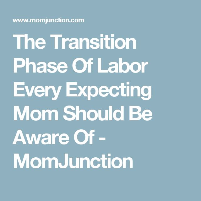 18 best about us images on pinterest about us massage benefits the transition phase of labor every expecting mom should be aware of momjunction fandeluxe Images