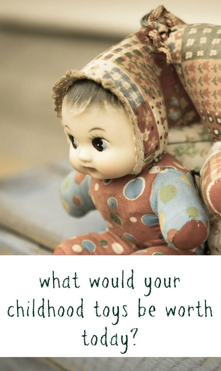 What would your childhood toys be worth today? Use this handy calculator to discover what your the value of old toys you played with would be now