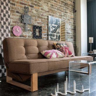 ツイード調ソファベッド 幅188cm 通販 - ディノス