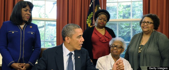 Birmingham Church Bombing Victims Awarded Congressional Gold Medal Posthumously