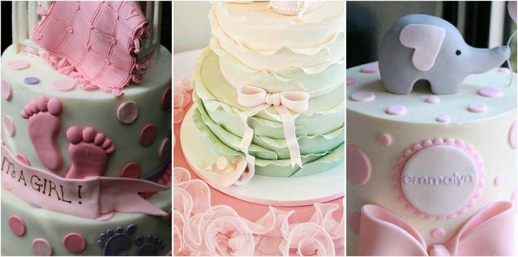 Ideas e inspiración para hacer la tarta perfecta de cumpleaños. ¿Cuál os gusta más?
