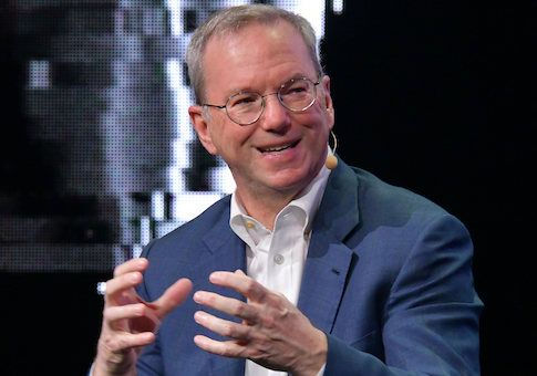 Google's Eric Schmidt Wore 'Staff' Badge at Hillary Clinton Election Night Party ~ Hacked memo revealed Schmidt was working directly with the Clinton campaign