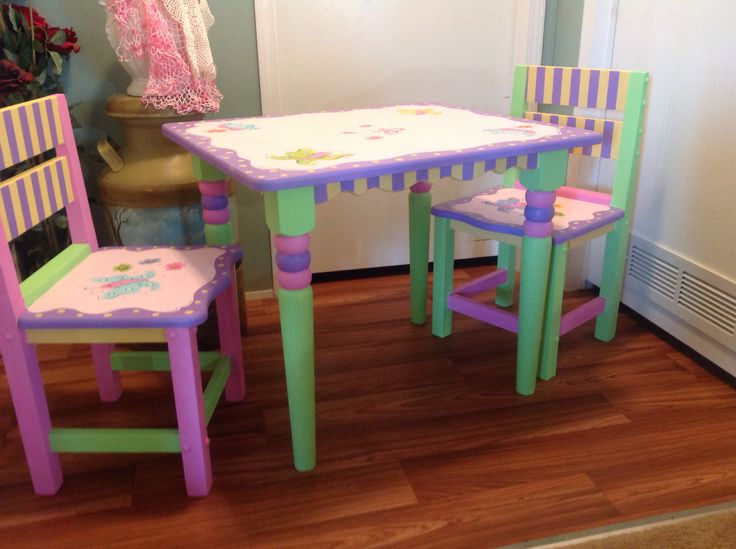 Custom design and hand painted by Darrell and Judy Mullins, tenn. Come visit me at www.facebook.com/vintagetochic