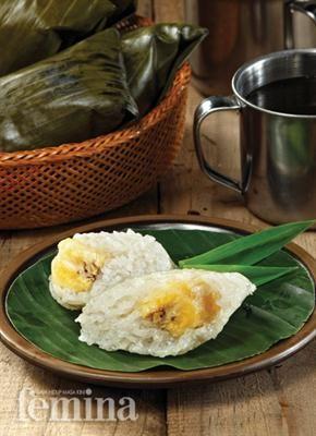 Khao Tom - Jajanan Kaki Lima ala Laos
