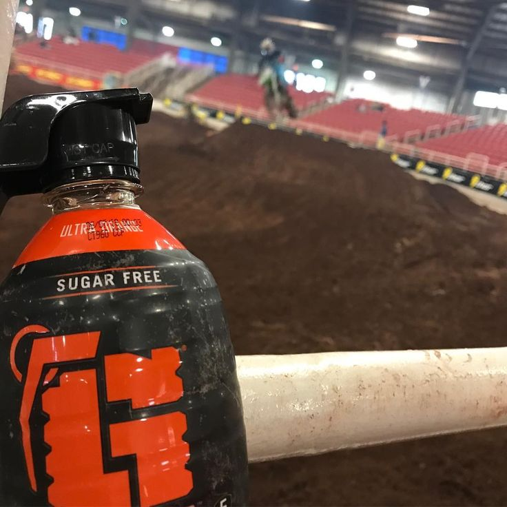 Were back at the WNC Ag Center in Asheville for another round of Indoor MX! Come see us to get a Gripp! Races start at 6! #getagripp #grippenergy #energydrink #cleanenergy #vitamininfused #indoormx #motorcross #racing