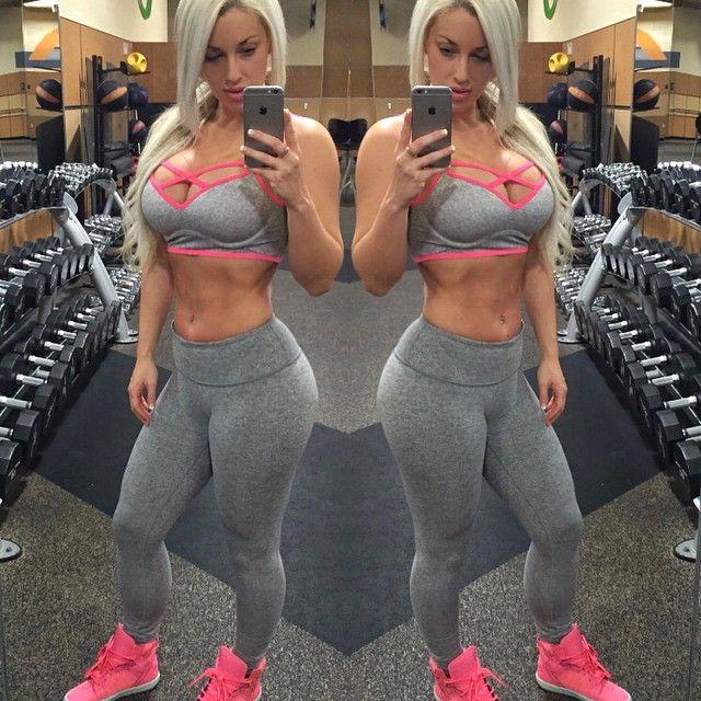 girls in gray yoga pants - Pi Pants