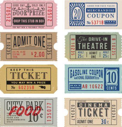 25+ unique Movie ticket template ideas on Pinterest Ticket - movie ticket template