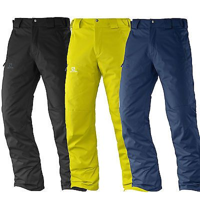 Salomon #impulse pant - #men's ski #pants functional trousers snowboard #pants,  View more on the LINK: http://www.zeppy.io/product/gb/2/381217706029/
