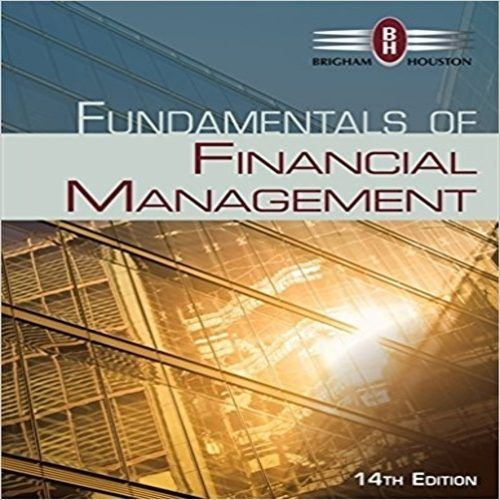 59 best solution manual images on pinterest manual textbook and solution manual for fundamentals of financial management 14th edition by brigham and houston fandeluxe Image collections