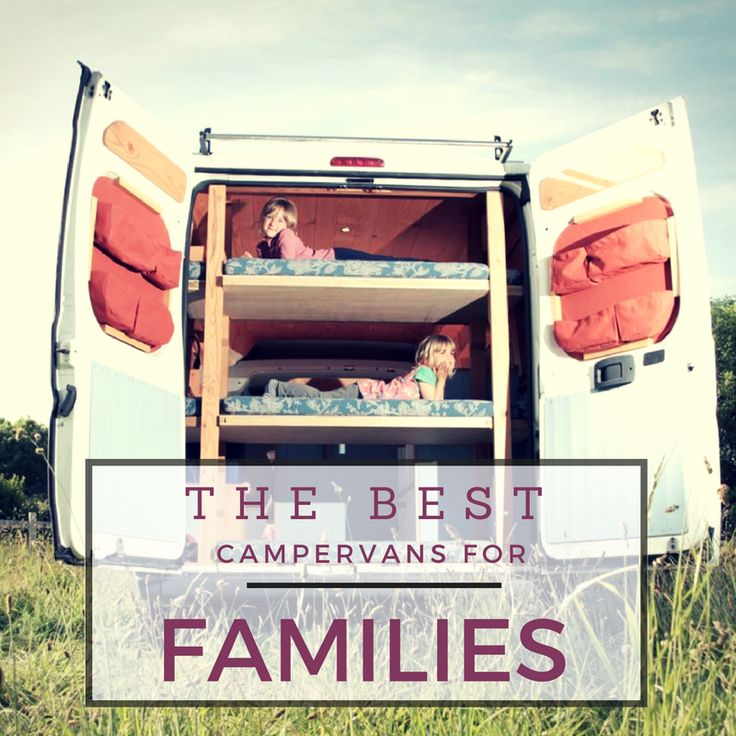Check out our handpicked selection of campervans which are fantastic for families! You can hire any of these campervans from around the UK from quirkycampers.co.uk for your own campervan adventure.