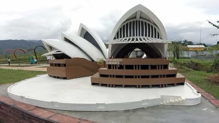 Opera House Sydney Small World Purwokerto