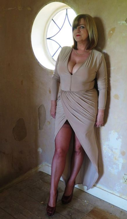 Nylon Mature Ladies 88