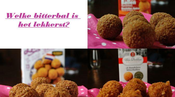 Smaaktest: De lekkerste bitterballen - LoveMyFood