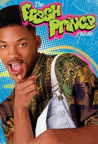 The Fresh Prince of Bel Air - everybody knows the song and those 90's neon colors.