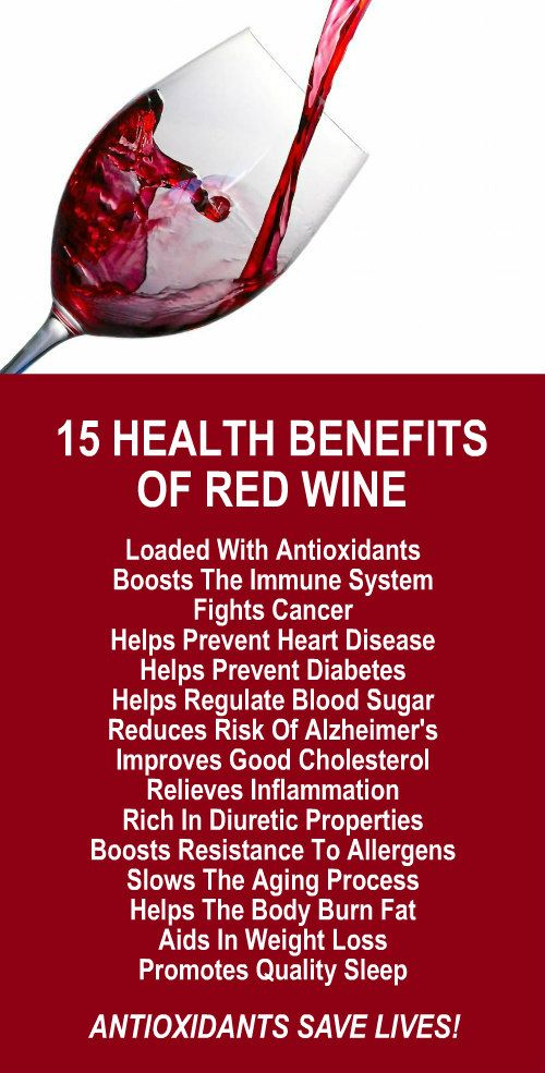 15 Health Benefits of Red Wine. Get healthy and lose weight with our alkaline rich, antioxidant loaded, weight loss products that help you increase energy, detox, cleanse, burn fat and lose weight more efficiently without changing your diet, increasing your exercise, or altering your lifestyle. LEARN MORE #Antioxidants #Alkaline #Detox #Cleanse #FatBurning #WeightLoss #MetabolismBoosting