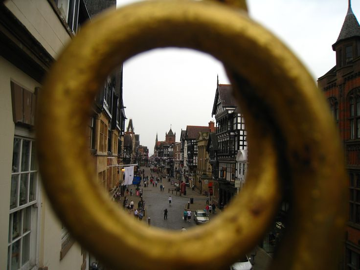 Chester, England