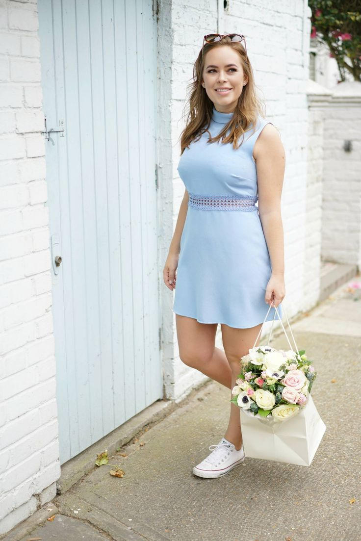 Spring Wardrobe Refresh | Tanya Burr