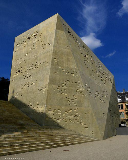 Historisches Museum Bern by :MLZD Architects August 2012, Bern, Switzerland