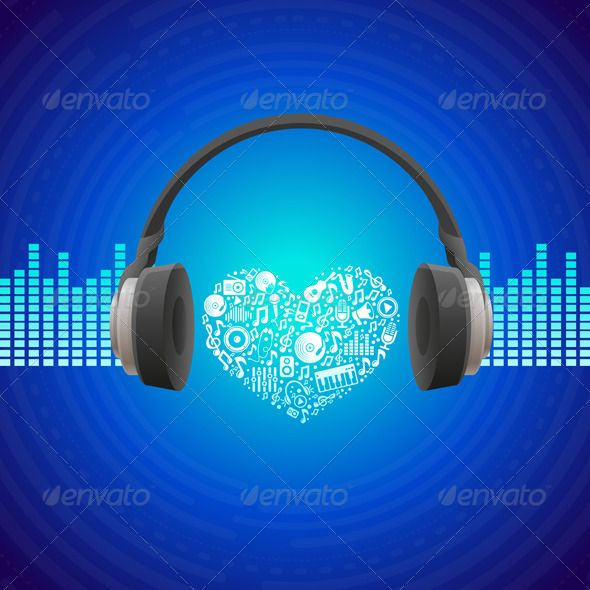 Vector Music Concept   #GraphicRiver         Vector music concept – abstract background with headphones icon. EPS and AI files, Jpeg file (5000×5000px)     Created: 2June13 GraphicsFilesIncluded: JPGImage #VectorEPS #AIIllustrator Layered: No MinimumAdobeCSVersion: CS Tags: album #audio #background #beat #concept #cover #designelement #disco #dj #earphones #equalizer #headphones #heart #icon #like #listen #love #mp3 #music #musical #note #player #radio #sign #song #sound #symbol #tune…