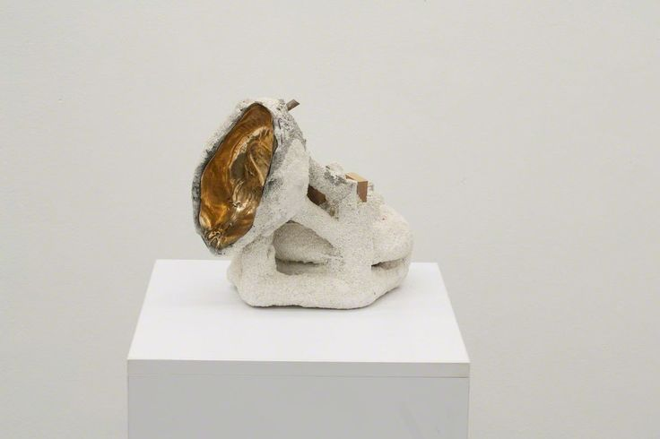 Aron Demetz, Plaque III, Ed. 1/6 @ Galleria Doris Ghetta installation view AUTARK. Aron Demetz - Robert Pan