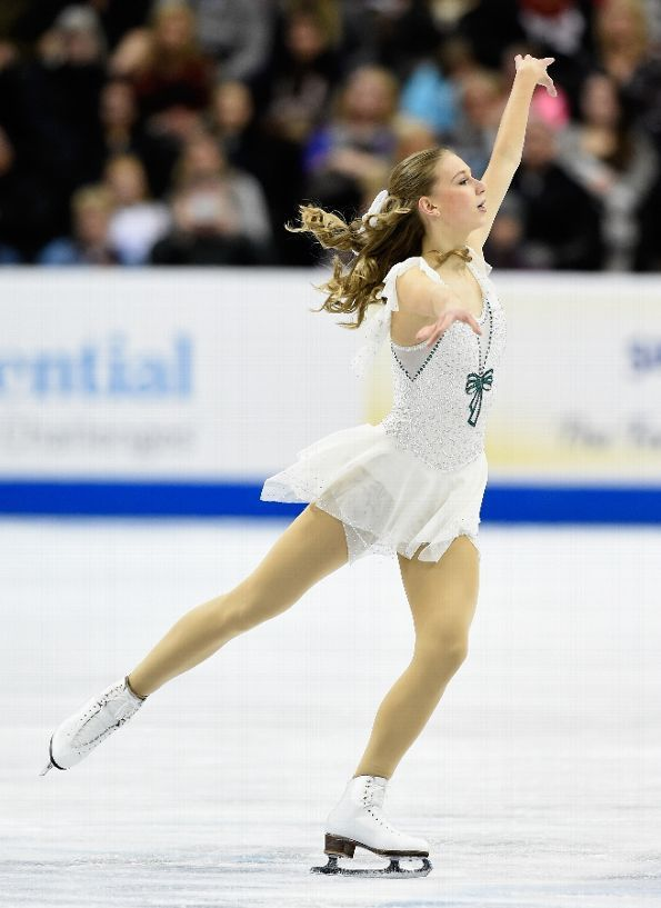 Polina Edmunds- 2016 U.S. Figure Skating Championships Review by The He Said She Said Experience