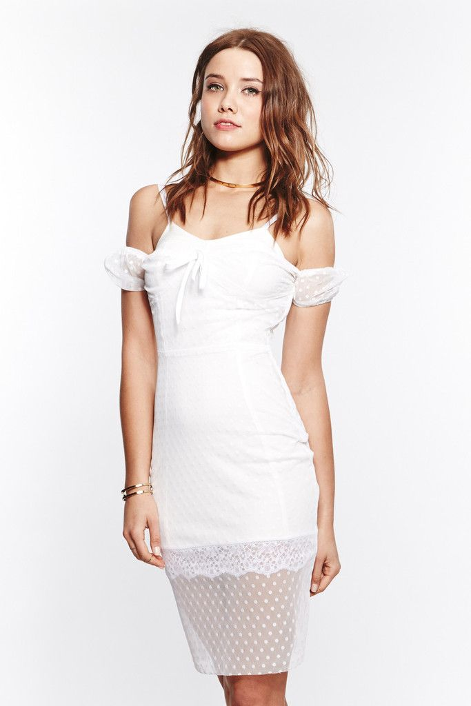 LIL' DARLIN DRESS | For Love & Lemons I wanna be a billionaire, so....bad