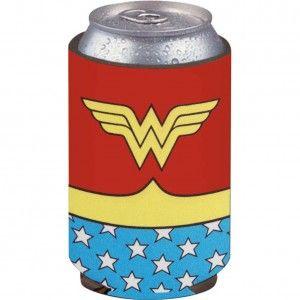 Wonder Woman Uniform Koozie