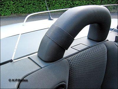 Tolles Plexiglas® Windschott für den Renault Megane II CC von Autoteile-Billiger.de