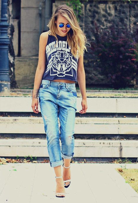 1000 Images About Boyfriend Jeans Outfits On Pinterest Boyfriend Jeans Heels Blazers And