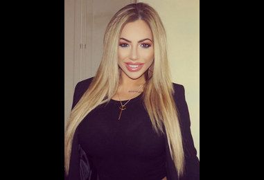 Holly Hagan defends having tattoo of Kyle Christie's face removed