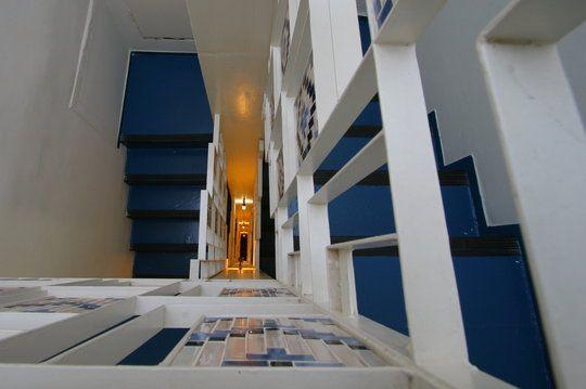 ... Le bleu indigo, une couleur pour votre décoration dintérieur