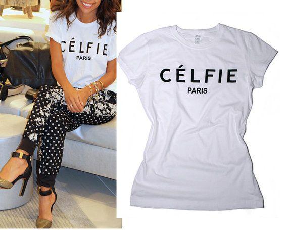 Celfie Shirt  Shirts TShirt T Shirt Tee Shirts by JimmyBlackShop, $15.99