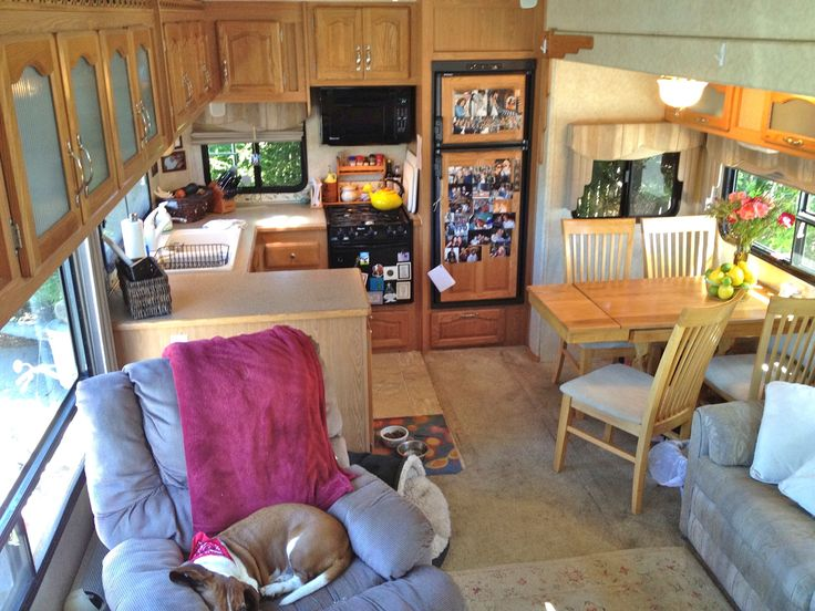 47 best RV remodel images on Pinterest Travel trailers Camping