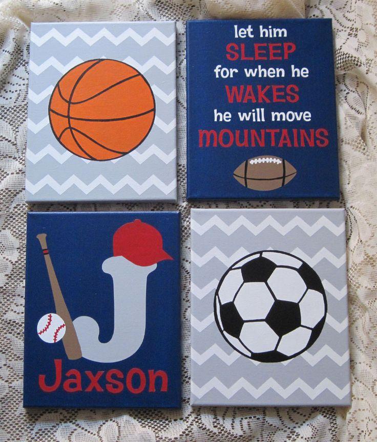 Best 25 Sports Themed Bedrooms Ideas On Pinterest: Best 25+ Sports Nursery Themes Ideas On Pinterest