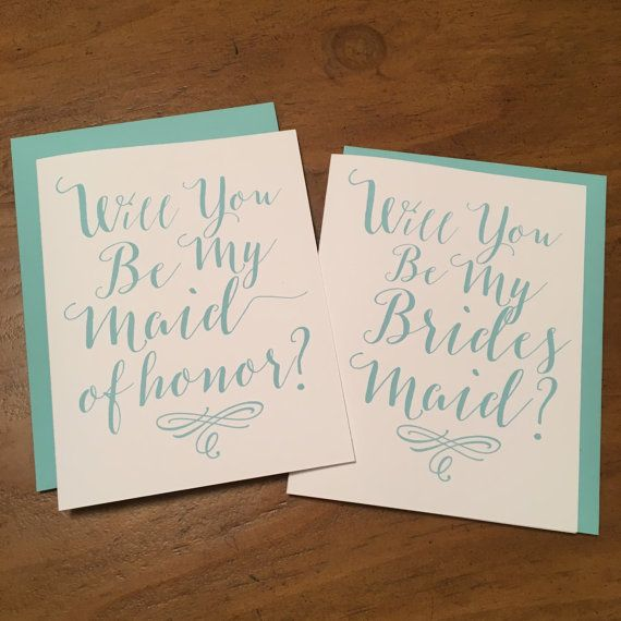 Will you be my Bridesmaid Will you be my Maid of by rocketliv
