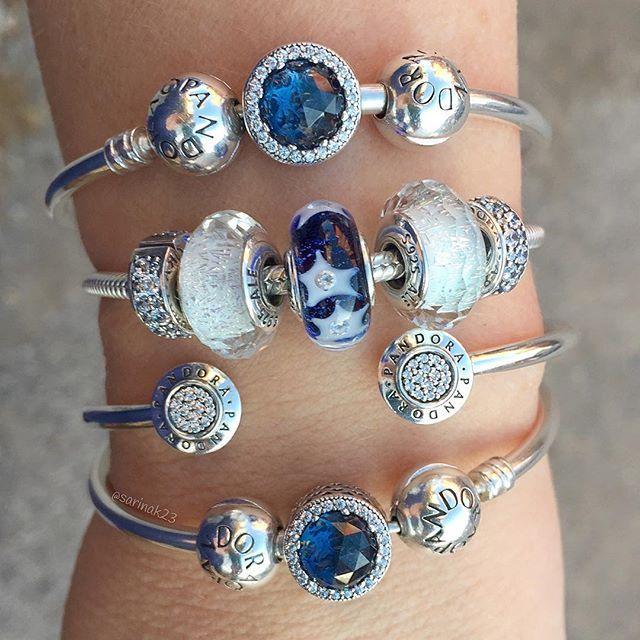 Pandora - blue theme