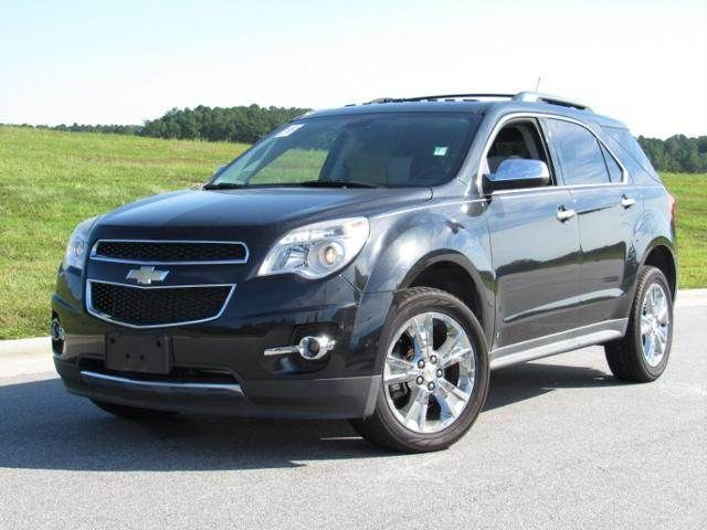 2010 Chevrolet Equinox $14,523