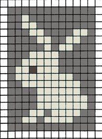 rabbit pattern