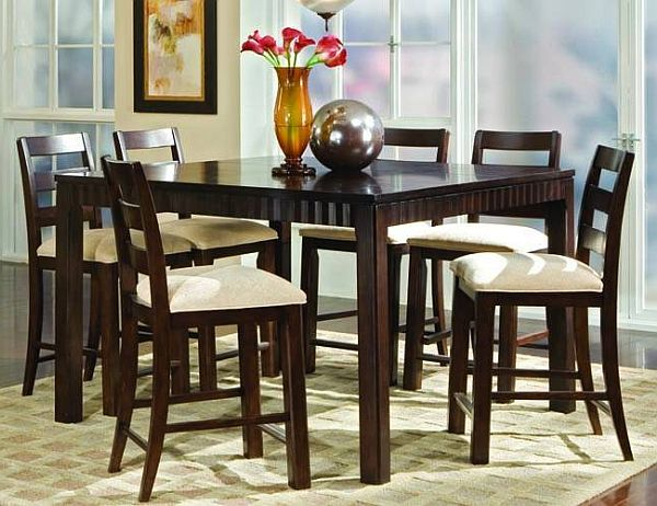 Casual Dining Room Ideas Round Table