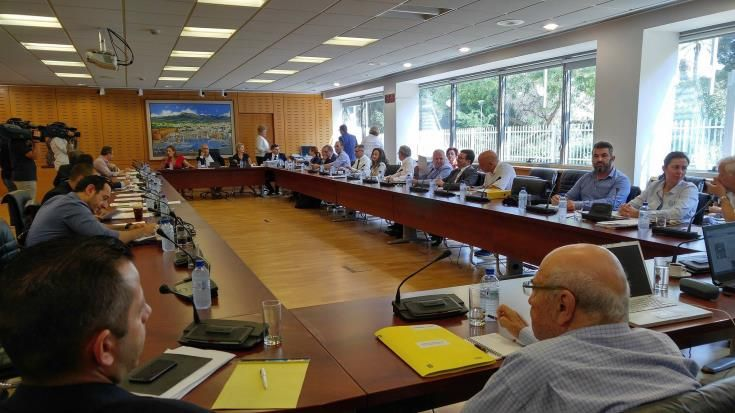 Κεκλεισμένων των θυρών η συνεδρίαση της Επ. ελέγχου με αποκλειστικό θέμα την μεταφορά Νεοκλέους στο Μέλαθρον