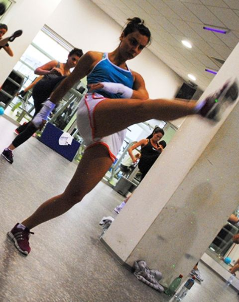 7 Reason Why You Should Try A Kick Boxing Fitness Class