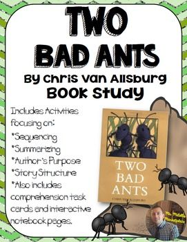 two bad ants book pdf
