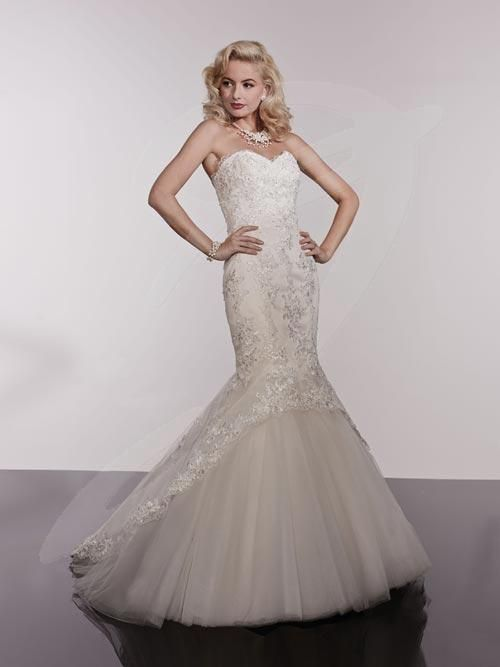 Balletts Bridal 20563 Wedding Gown By Jacquelin
