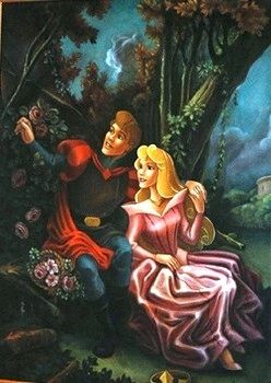 the history and evolution of briar rose In perrault, the princess's name is aurora in grimm, it's briar rose walt disney preferred to sign off on every creative decision, but for the first time in his company's history moviefone stay connected.