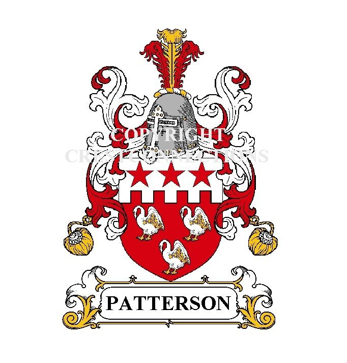 Best Surname P  Coat Of Arms Images On   Colours