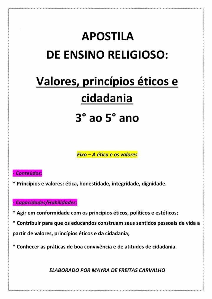 Pin De Giane Norberto Em Giane Serie Fundamental Ensino
