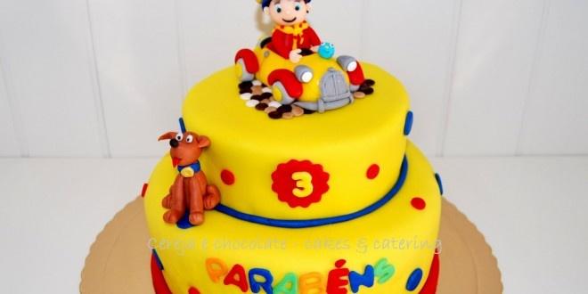 Noddy Birthday Cakes