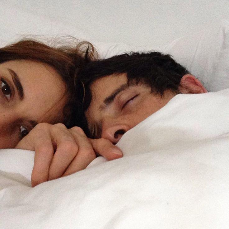 Favorite Couples of Instagram: Ana Kras and Devendra Banhart