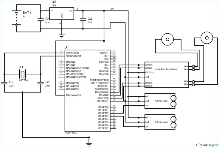 is my modified circuit diagram to be used with motadacruz39s music led